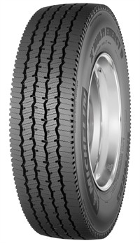 Автошина 215/75 R17.5 Michelin X Multi D 126/124M TBL ведущ.